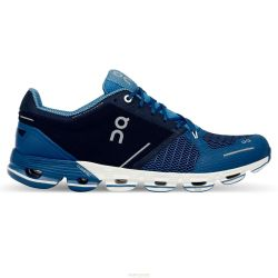 On Running On running Cloudflyer - Homme - Blue / white - CHAUSSURES DE COURSE