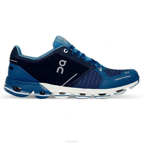 On running Cloudflyer - Homme - Blue / white - CHAUSSURES DE COURSE