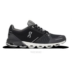 On Running On running Cloudflyer - Homme - Rock / Black - CHAUSSURES DE COURSE Marathon