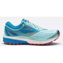 GHOST 10 - Femme - Turquoise - CHAUSSURES DE COURSE