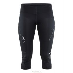 Craft Collant de running Essential Capri W