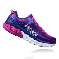 Hoka One One Arahi 2 - Femme - Violet/Rose - CHAUSSURES DE ROUTE