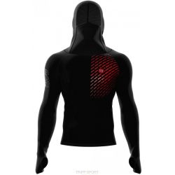 3D Thermo Seamless Hoodie