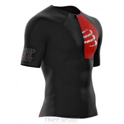 Compressport Tee-Shirt de Triathlon - Postural Aero SS Top