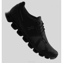 On Running Cloud 2 - Femme - Noir - CHAUSSURES DE COURSE