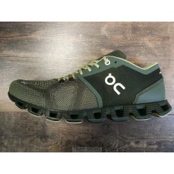 Cloud X - Homme - Forest / Jungle - CHAUSSURES DE COURSE