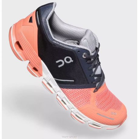 On running Cloudflyer - Femme - salmon | Ink - CHAUSSURES DE COURSE