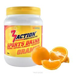 3action SPORTS DRINK ORANGE - Produit energetique