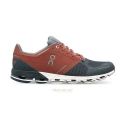 On Running Cloudflyer - Homme - Rust / Stone - CHAUSSURES DE COURSE