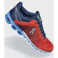 On Running Cloudflow - Homme - rust pacific - CHAUSSURES DE COURSE