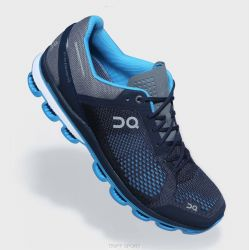 On Running Cloudsurfer - Homme - Midnight / Malibu - CHAUSSURES DE COURSE