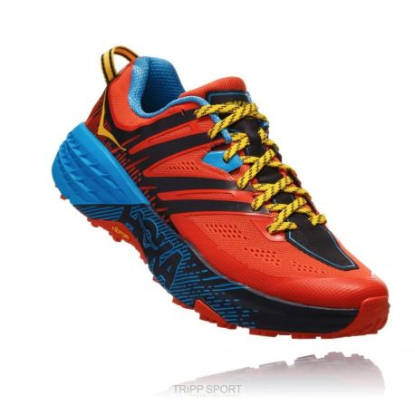 HOKA ONE ONE SPEED GOAT 3 - Homme - CHAUSSURES DE Trail 2019