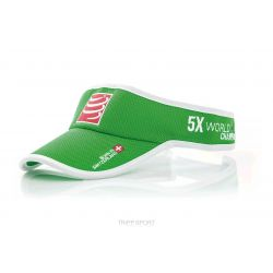 Compressport Visière Compressport - Vert