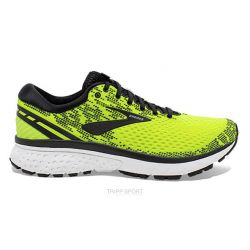 GHOST 11 - Homme - Jaune- CHAUSSURES DE COURSE