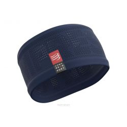 Compressport Bandeau ON OFF - Headband Bleu