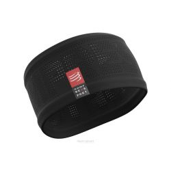 Compressport Bandeau ON OFF - Headband Noir
