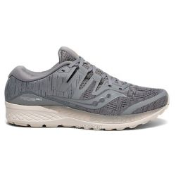 RIDE ISO - Homme - Gris - CHAUSSURES DE COURSE