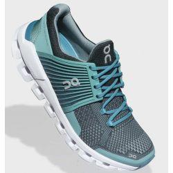 On Running Cloudswift - Femme - Bleue clair Bleue foncé - Chaussure course à pied