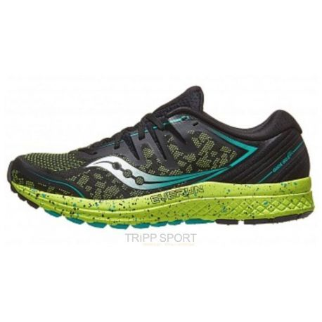 GUIDE ISO 2 TR - Homme - Jaune - CHAUSSURES DE COURSE
