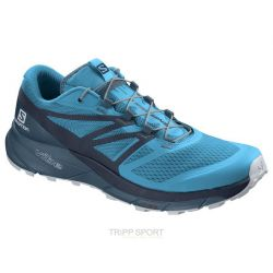 Salomon SENSE RIDE 2 Hawaiian O/Navy Blaze
