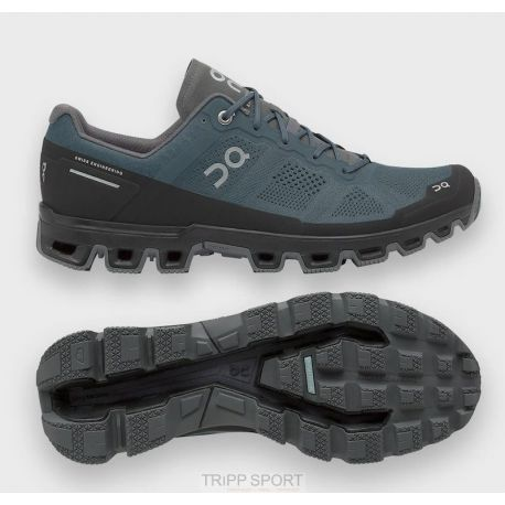 Running CHAUSSURES DE Rock trail Homme Cloudventure On Shadow Ybf7y6gv