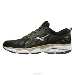 Mizuno Wave Ultima - Homme - Noir Or