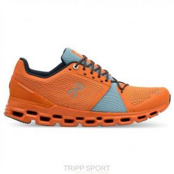 On Running Cloudstratus - Orange/Wash - M
