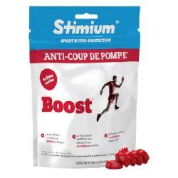 Stimium Boost cerise - Pack de 3 sachets de 5 gommes