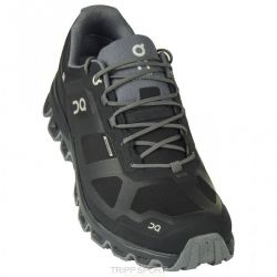 cloudventure Waterproof - Black / Graphit - Femme