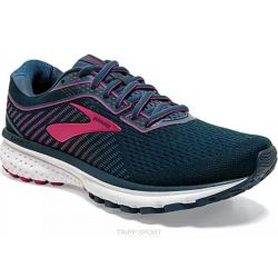 Brooks GHOST 12 - Femme - CHAUSSURES DE COURSE