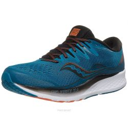 Saucony RIDE ISO 2 - Homme - CHAUSSURES DE COURSE