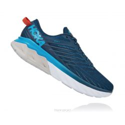 Hoka One One Arahi 4 - Homme - MBDBL - CHAUSSURES DE COURSE