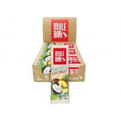 Mulebar Mulebar Ananas Coco - BARRE ÉNERGÉTIQUE BIO - VEGAN 40G