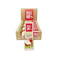 Mulebar Mulebar pomme cannelle - BARRE ÉNERGÉTIQUE VEGAN 40G