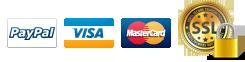 PAIEMENTS SECURISES Carte bancaire, chèque, virement ou PayPal
