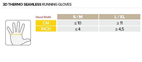 Tailles gants compressport