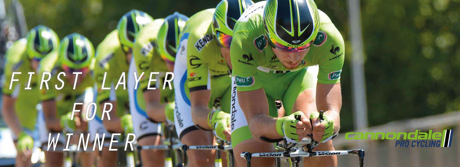 Sous vêtement cycliste, vélo, triathlon - OUTWET