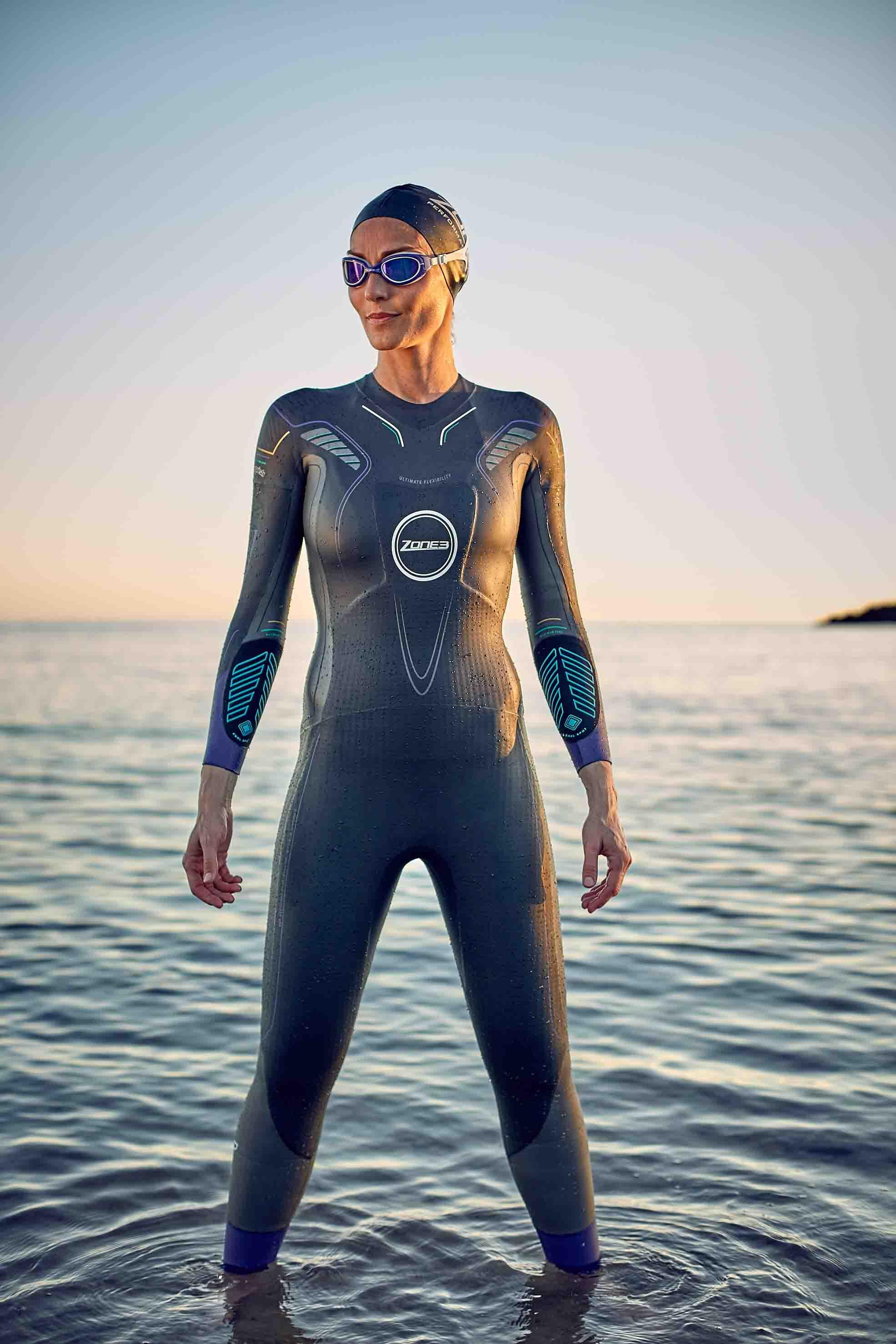Combinaison de triathlon VANQUISH Femme