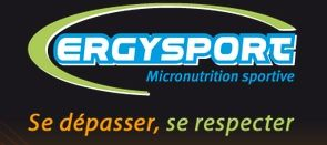 Ergysport BARRE EFFORT Fruit rouge