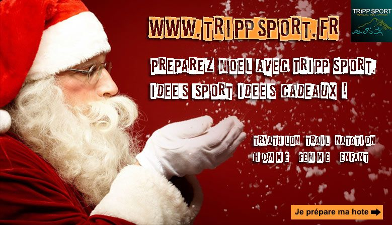Noël Tripp Sport Triathlon Trail Natation 2016